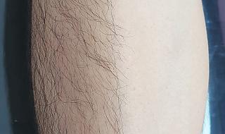 다리 왁싱 thumbnail image